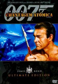 007 - Contra a Chantagem Atômica - Poster / Capa / Cartaz - Oficial 2