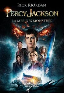 Percy Jackson e o Mar de Monstros - Poster / Capa / Cartaz - Oficial 17
