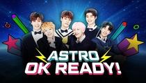 Astro OK Ready! - Poster / Capa / Cartaz - Oficial 1