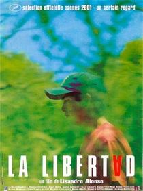 A Liberdade  - Poster / Capa / Cartaz - Oficial 3