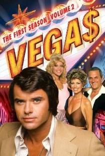 Vegas (1ª Temporada) - Poster / Capa / Cartaz - Oficial 1