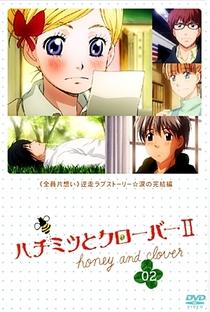 Honey & Clover (2ª Temporada) - Poster / Capa / Cartaz - Oficial 2