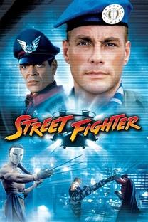 Street Fighter: A Última Batalha - Poster / Capa / Cartaz - Oficial 3