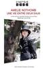 Amélie Nothomb, une Vie entre Deux Eaux