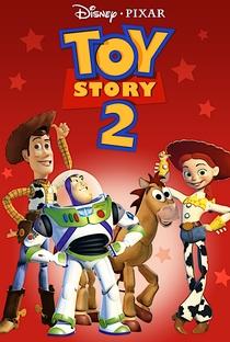 Toy Story 2 - Poster / Capa / Cartaz - Oficial 1