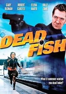 Dead Fish - Um Dia de Cão - Poster / Capa / Cartaz - Oficial 3