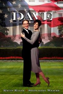 Dave - Presidente Por um Dia - Poster / Capa / Cartaz - Oficial 5
