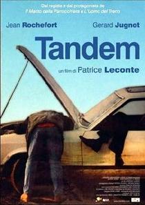 Tandem - Poster / Capa / Cartaz - Oficial 1