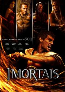 Imortais - Poster / Capa / Cartaz - Oficial 3