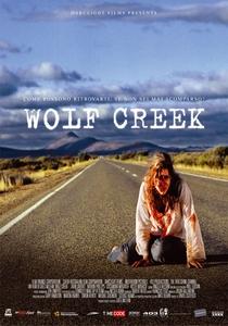 Wolf Creek - Viagem ao Inferno - Poster / Capa / Cartaz - Oficial 2