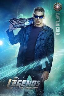 Lendas do Amanhã (1ª Temporada) - Poster / Capa / Cartaz - Oficial 7