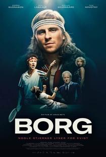 Borg vs McEnroe - Poster / Capa / Cartaz - Oficial 5