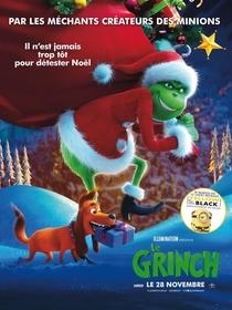 O Grinch - Poster / Capa / Cartaz - Oficial 6