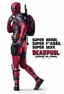 Deadpool - Poster / Capa / Cartaz - Oficial 10