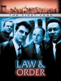 Lei & Ordem (1ª Temporada) - Poster / Capa / Cartaz - Oficial 1