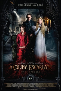 A Colina Escarlate - Poster / Capa / Cartaz - Oficial 2