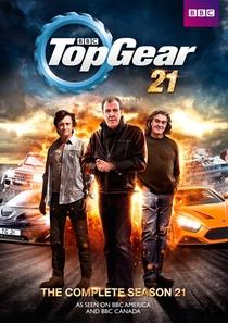 Top Gear (UK) - 21 temporada - Poster / Capa / Cartaz - Oficial 1