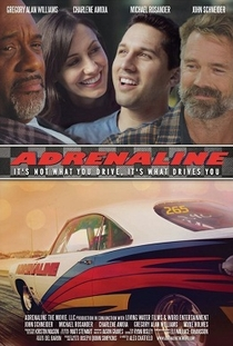 Adrenalina - Poster / Capa / Cartaz - Oficial 1