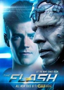 The Flash (4ª Temporada) - Poster / Capa / Cartaz - Oficial 2