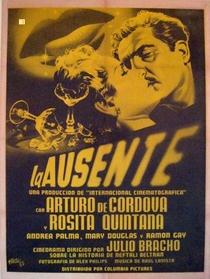 A Ausente - Poster / Capa / Cartaz - Oficial 3