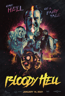 Bloody Hell - Poster / Capa / Cartaz - Oficial 1