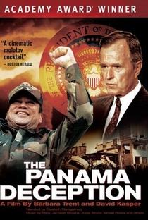 The Panama Deception - Poster / Capa / Cartaz - Oficial 1