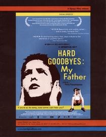 Hard Goodbyes: My Father - Poster / Capa / Cartaz - Oficial 8