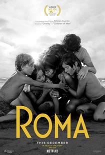 Roma - Poster / Capa / Cartaz - Oficial 1