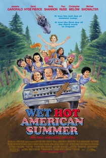 Mais um Verão Americano - Poster / Capa / Cartaz - Oficial 1