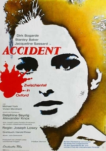 Estranho Acidente - Poster / Capa / Cartaz - Oficial 4