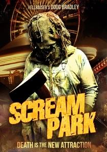 Scream Park - Poster / Capa / Cartaz - Oficial 1