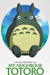 Meu Amigo Totoro - Poster / Capa / Cartaz - Oficial 35