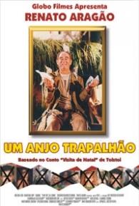 Um Anjo Trapalhão - Poster / Capa / Cartaz - Oficial 1