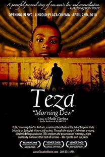 Teza - Poster / Capa / Cartaz - Oficial 4