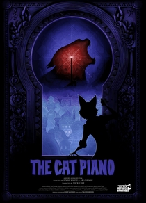 The Cat Piano - Poster / Capa / Cartaz - Oficial 1