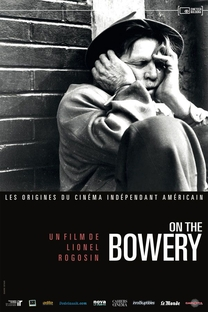 On The Bowery - Poster / Capa / Cartaz - Oficial 1