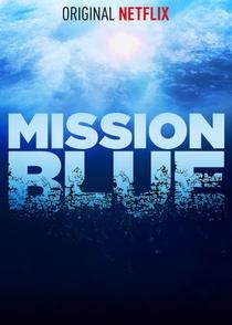 Missão Azul - Poster / Capa / Cartaz - Oficial 1