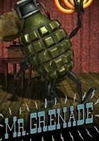 The Astounding Talents of Mr. Grenade - Poster / Capa / Cartaz - Oficial 3