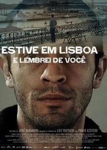 Estive em Lisboa e Lembrei de Você - Poster / Capa / Cartaz - Oficial 1