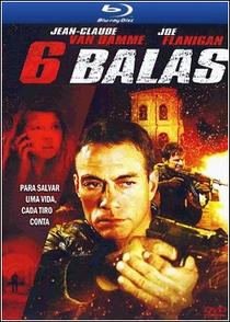 6 Balas - Poster / Capa / Cartaz - Oficial 5