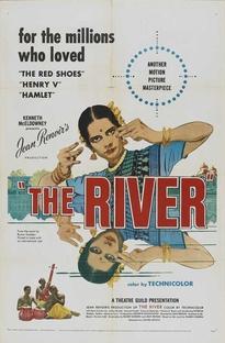 O Rio Sagrado - Poster / Capa / Cartaz - Oficial 2
