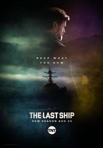 The Last Ship (4º Temporada) - Poster / Capa / Cartaz - Oficial 1
