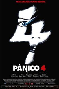 Pânico 4 - Poster / Capa / Cartaz - Oficial 3
