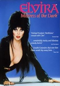 Elvira - A Rainha das Trevas - Poster / Capa / Cartaz - Oficial 6