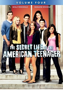 A Vida Secreta de uma Adolescente Americana (4ª Temporada) - Poster / Capa / Cartaz - Oficial 1