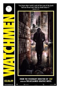 Watchmen: O Filme - Poster / Capa / Cartaz - Oficial 13
