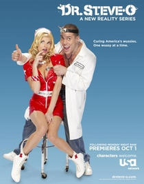 Dr. Steve-O - Poster / Capa / Cartaz - Oficial 1