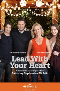 Lead With Your Heart - Poster / Capa / Cartaz - Oficial 1