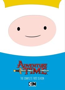 Hora de Aventura (1ª Temporada) - Poster / Capa / Cartaz - Oficial 5