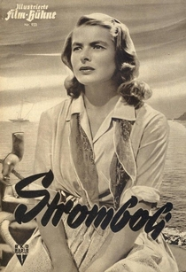 Stromboli - Poster / Capa / Cartaz - Oficial 9